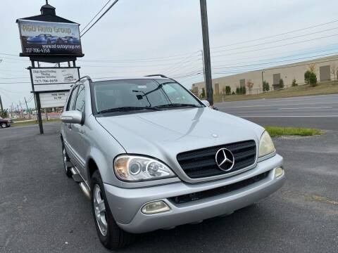 2002 Mercedes-Benz M-Class for sale at A & D Auto Group LLC in Carlisle PA
