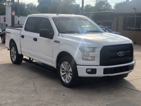 2016 Ford F-150 for sale at Safeen Motors in Garland TX