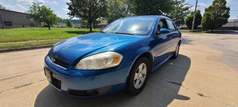 2010 Chevrolet Impala for sale at World Automotive in Euclid OH