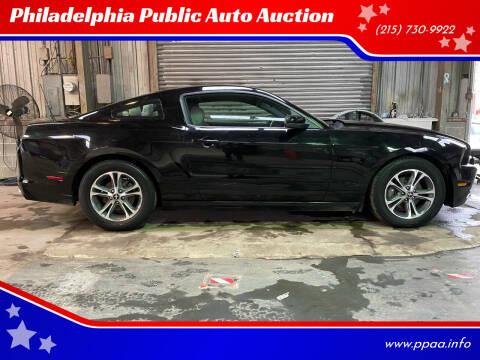 2014 Ford Mustang for sale at Philadelphia Public Auto Auction in Philadelphia PA