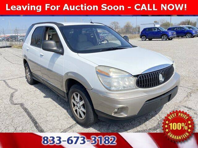 2004 Buick Rendezvous for sale at Glenbrook Dodge Chrysler Jeep Ram and Fiat in Fort Wayne IN