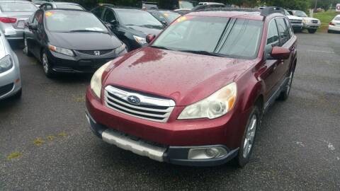 2012 Subaru Outback for sale at Ace Auto Brokers in Charlotte NC