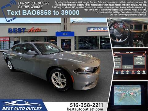 2019 Dodge Charger for sale at Best Auto Outlet in Floral Park NY