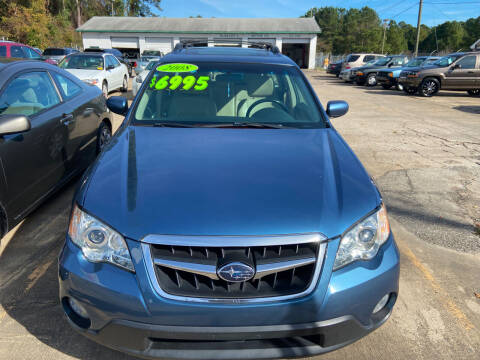 2008 Subaru Outback for sale at Mc Grady Motor Co in Fayetteville NC