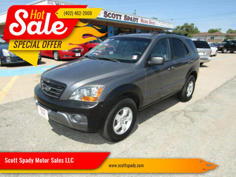 2007 Kia Sorento for sale at Scott Spady Motor Sales LLC in Hastings NE