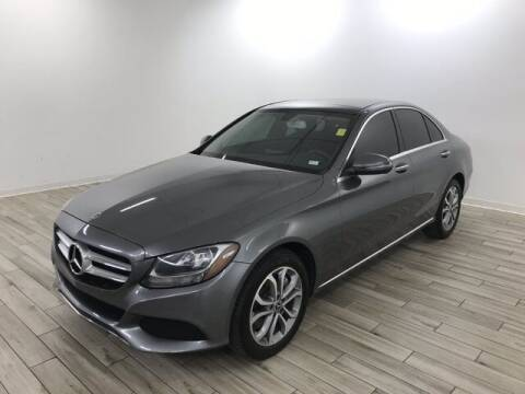 2018 Mercedes-Benz C-Class for sale at TRAVERS GMT AUTO SALES - Traver GMT Auto Sales West in O Fallon MO