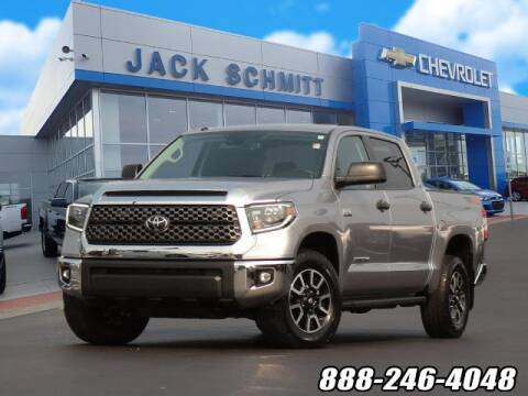 2019 Toyota Tundra for sale at Jack Schmitt Chevrolet Wood River in Wood River IL