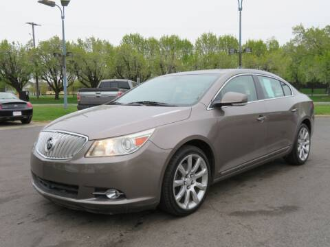 2010 Buick LaCrosse for sale at Low Cost Cars North in Whitehall OH