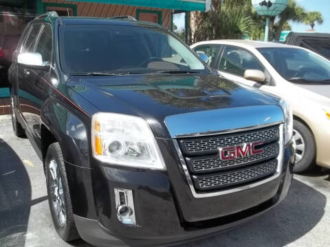 2013 GMC Terrain for sale at PJ's Auto World Inc in Clearwater FL