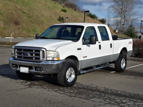 2004 Ford F-350 Super Duty for sale at South Tacoma Motors Inc in Tacoma WA