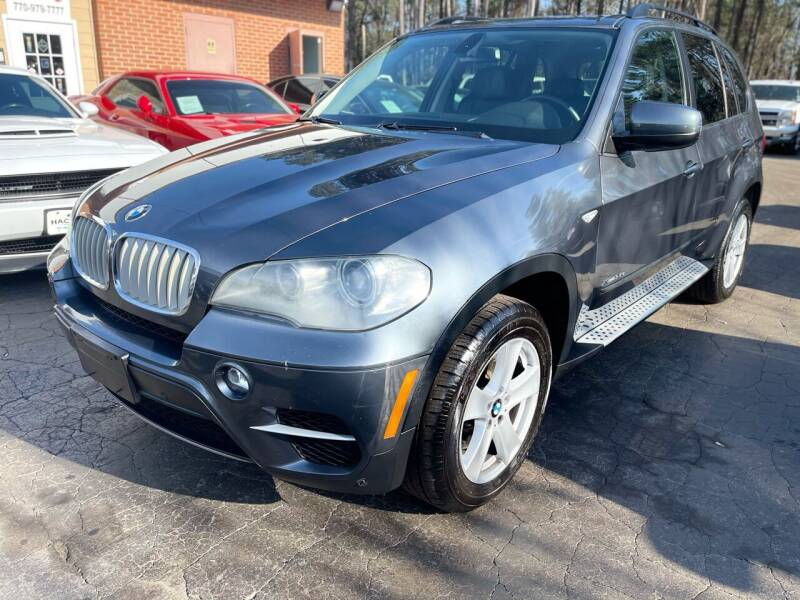2011 BMW X5 for sale at Magic Motors Inc. in Snellville GA