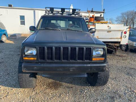 1997 Jeep Cherokee for sale at 51 Auto Sales in Portage WI