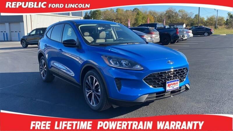 2021 Ford Escape Hybrid for sale in Republic, MO