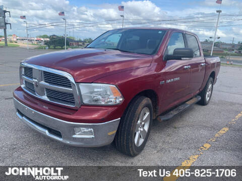 2012 RAM Ram Pickup 1500 for sale at JOHN HOLT AUTO GROUP, INC. in Chickasha OK