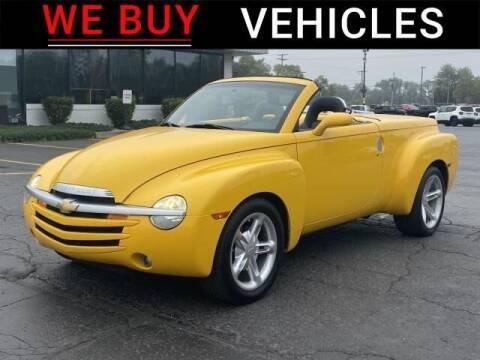 2003 Chevrolet SSR for sale at Vicksburg Chrysler Dodge Jeep Ram in Vicksburg MI