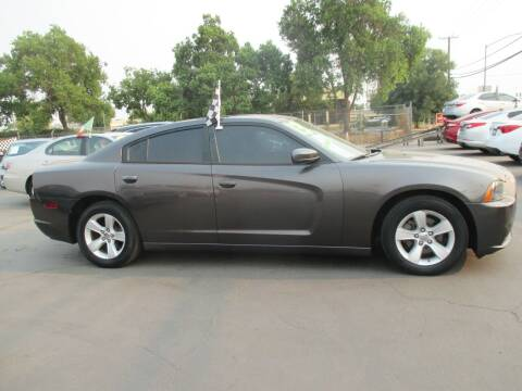 2013 Dodge Charger for sale at Quick Auto Sales in Modesto CA