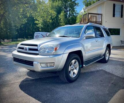 2003 Toyota 4Runner for sale at Unique LA Motor Sales LLC in Byrnes Mill MO