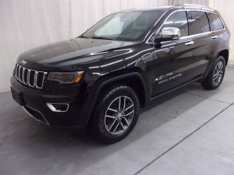 2018 Jeep Grand Cherokee for sale at Paquet Auto Sales in Madison OH