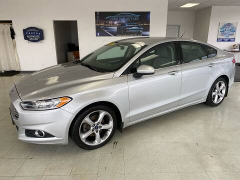 2016 Ford Fusion for sale at Used Car Outlet in Bloomington IL