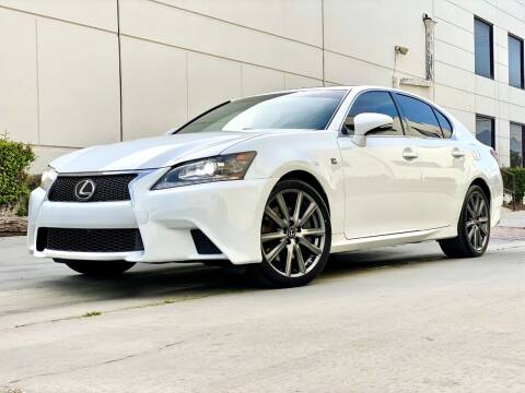 2015 Lexus GS 350 for sale at New City Auto - Retail Inventory in South El Monte CA