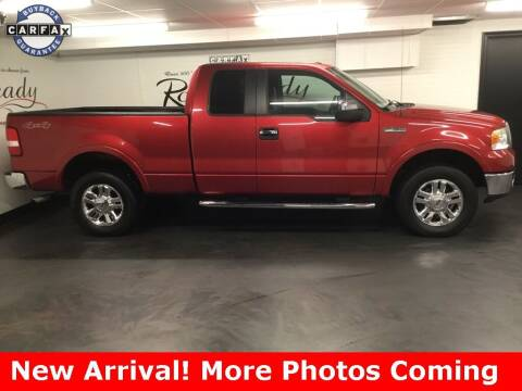 2007 Ford F-150 for sale at Road Ready Used Cars in Ansonia CT