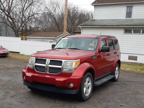 2007 Dodge Nitro for sale at MMM786 Inc. in Wilkes Barre PA