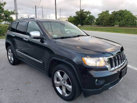 2013 Jeep Grand Cherokee for sale at UNITED AUTO BROKERS in Hollywood FL
