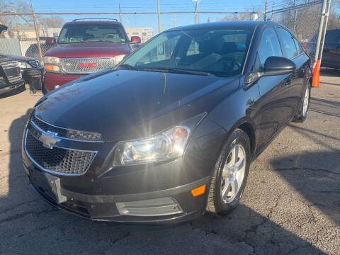 2014 Chevrolet Cruze for sale at L.A. Trading Co. Woodhaven - L.A. Trading Co. Detroit in Detroit MI