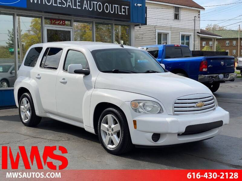 2011 Chevrolet HHR for sale at MWS Wholesale  Auto Outlet in Grand Rapids MI