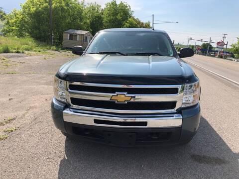 2009 Chevrolet Silverado 1500 for sale at Stan's Auto Sales Inc in New Castle PA