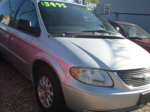 2002 Chrysler Town and Country for sale at Flag Motors in Islip Terrace NY
