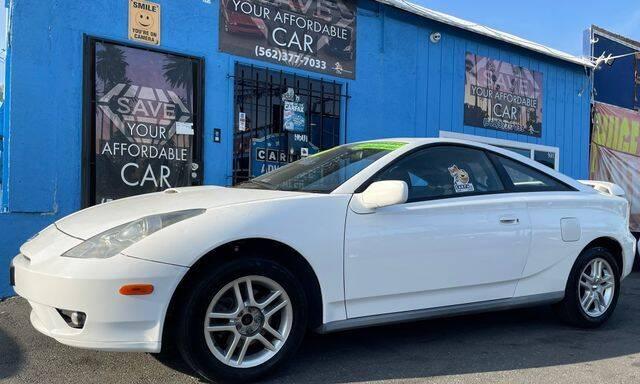 2004 Toyota Celica for sale in Bellflower, CA