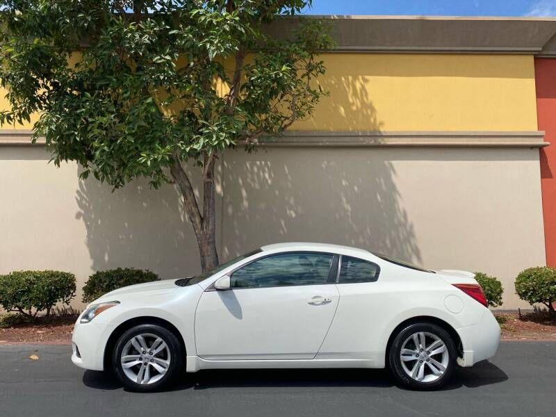 2010 Nissan Altima for sale at Carpower Trading Inc. in Anaheim CA