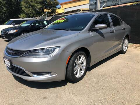 2016 Chrysler 200 for sale at AUTOMEX in Sacramento CA