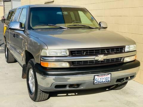 1999 Chevrolet Silverado 1500 for sale at Auto Zoom 916 in Rancho Cordova CA