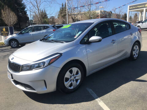 2017 Kia Forte for sale at Autos Wholesale in Hayward CA