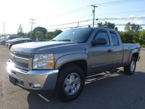 2013 Chevrolet Silverado 1500 for sale at Simply Motors LLC in Binghamton NY