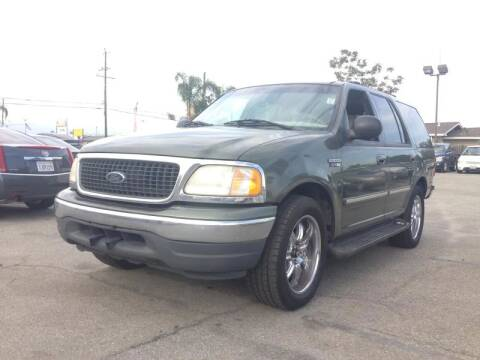 2001 Ford Expedition for sale at Auto Land in Bloomington CA