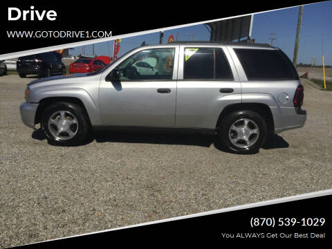 2008 Chevrolet TrailBlazer for sale at Drive in Leachville AR