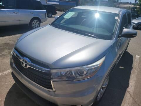 2015 Toyota Highlander for sale at Gold Coast Motors in Lemon Grove CA