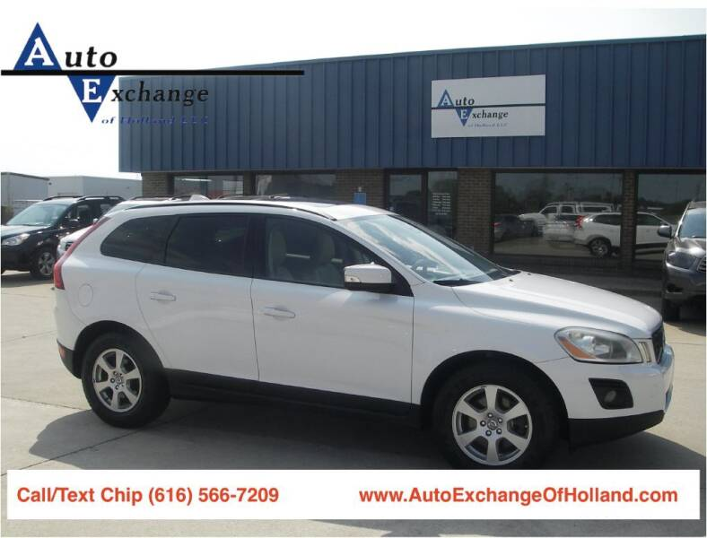 2010 Volvo XC60 for sale at Auto Exchange Of Holland in Holland MI