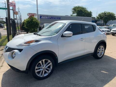 2015 Nissan JUKE for sale at SP Enterprise Autos in Garland TX
