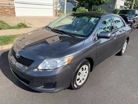 2010 Toyota Corolla for sale at Jordan Auto Group in Paterson NJ