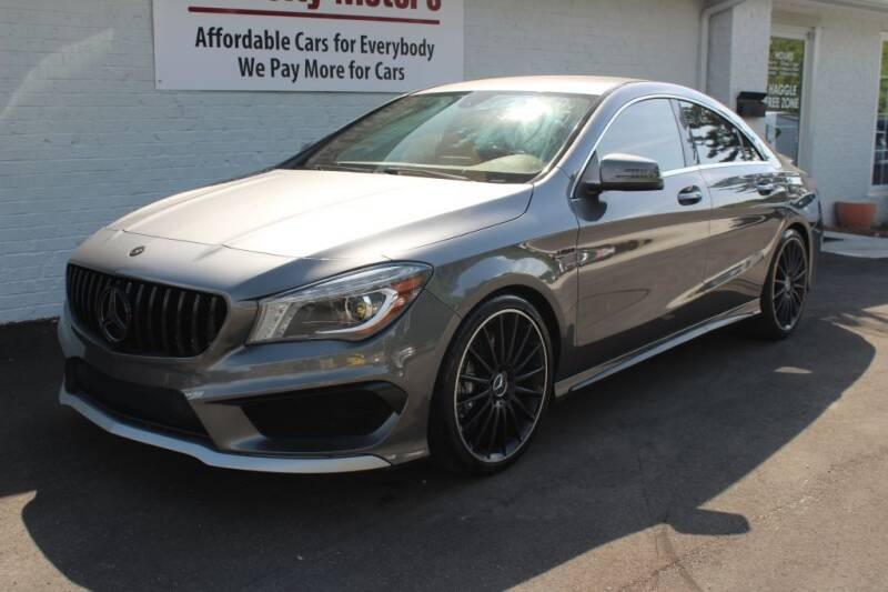2014 Mercedes-Benz CLA for sale at Oak City Motors in Garner NC