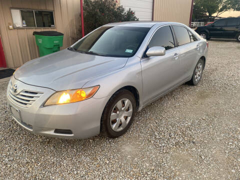 2007 Toyota Camry for sale at Gtownautos.com in Gainesville TX