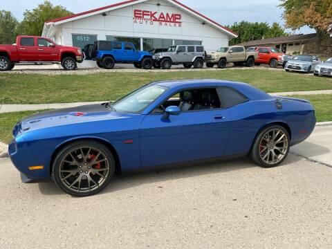 2009 Dodge Challenger for sale at Efkamp Auto Sales LLC in Des Moines IA