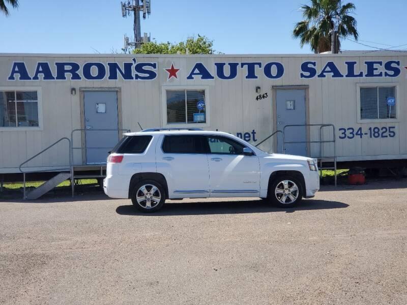 2014 GMC Terrain for sale at Aaron's Auto Sales in Corpus Christi TX