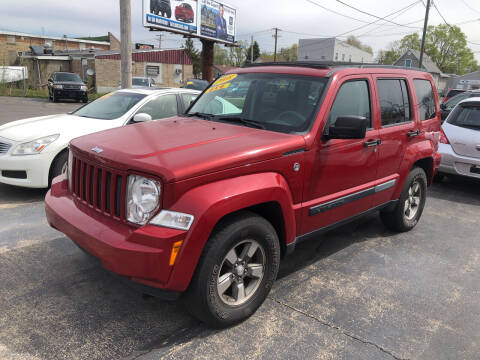 2008 Jeep Liberty for sale at Smart Buy Auto in Bradley IL