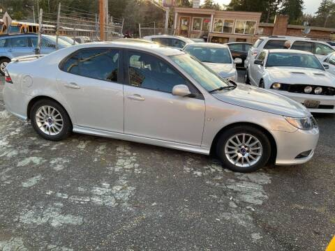 2008 Saab 9-3 for sale at SNS AUTO SALES in Seattle WA