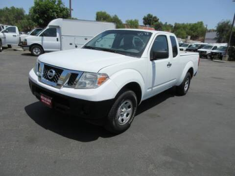 2016 Nissan Frontier for sale at Norco Truck Center in Norco CA